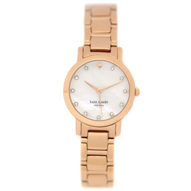 ケイトスペード 腕時計 kate spade 時計 レディース ケイト スペード ケイト・スペード 1YRU0191 グラマシーミニ gramercy mini ローズゴールド/ホワイト