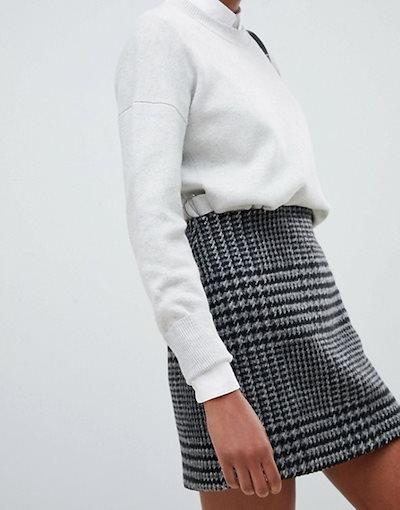 ジャック ウィルス レディース スカート ボトムス Jack Wills wool blend mini skirt