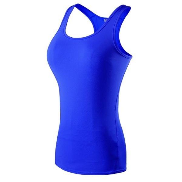 女性スポーツベストタイツPROランニングヨガクイック乾燥フィットネスベストTシャツティー