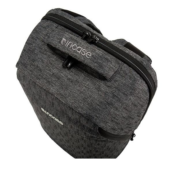 インケース Incase テンサライト 15インチ リュック バックパック リフォームコレクション メンズ レディース 通学 通勤 ヘザーブラック