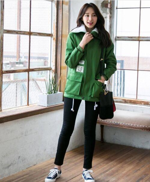 レディースアウター 2色 カーディガン コート ロングコート 長袖 ジャケット 防寒 保温