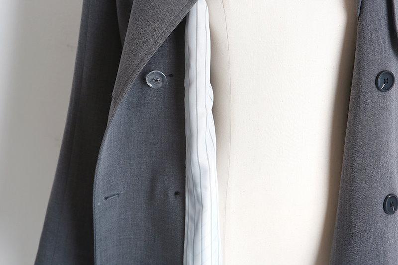 【送料無料】パンツにもスカートにも、ワンピで上からさっと着ればオシャレに決まる◎トレンチコート ミディアム丈 無地 ドロップショルダー 秋 冬 コート アウター