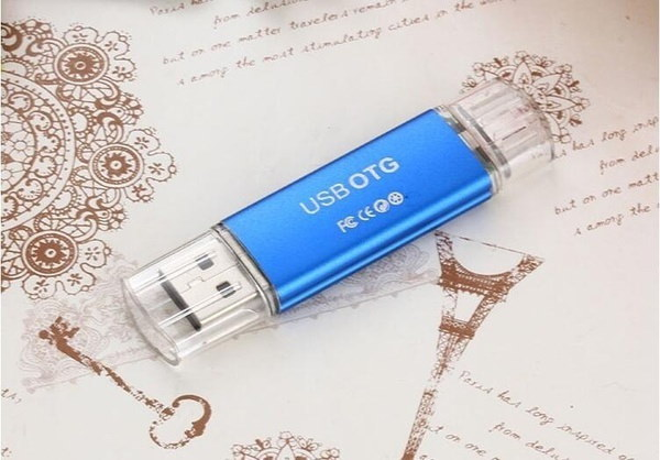 USBフラッシュドライブOTGペンドライブusbフラッシュメモリスティックペンドライブuディスク64GB