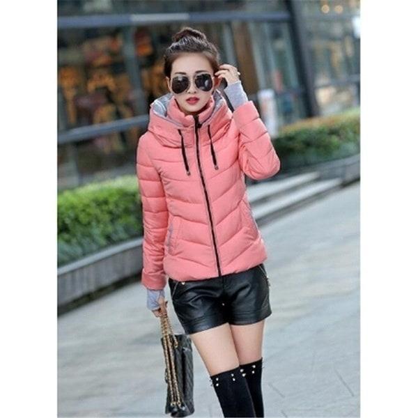 デザインコットンパッディングジャケットとコートウィンタージャケット女性ウィンターアウターウェアダウンコート
