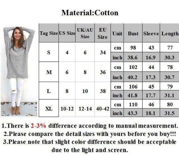 女性のファッションロングスリーブウォームバギープルオーバーレディースソリ8色の女性の緩いVネックセータードレス