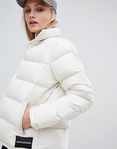 カルバンクラインカルバンクライン レディース ジャケット・ブルゾン アウター Calvin Klein Jeans lightweight padded jacket