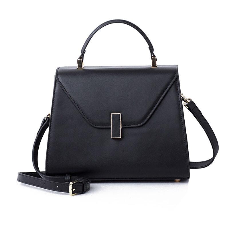 【予約】【送料無料】本革ファッションバッグ/芸能人に愛用されるバッグ/通勤用/女子気味/人気鞄/2 styles
