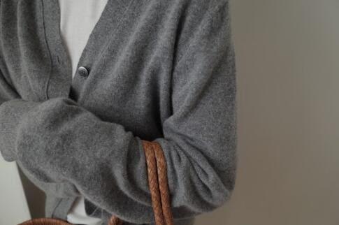 [55555SHOP] カーディガン 防寒 ニット レディース サマーニット スクール Vネック 無地 シンプル オフィス 制服 学生 スクールカーディガン コットン 冷房対策 ユニフォーム コスチュ