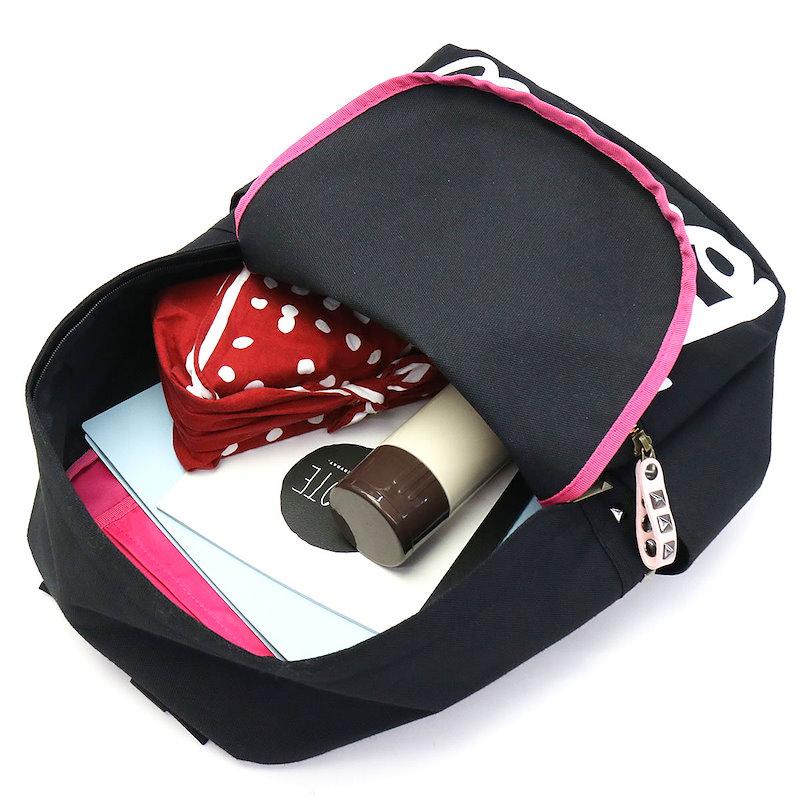 【セール】バービー リュック Barbie バッグ レベッカ2 スクールバッグ リュックサック デイパック バックパック 通学 スクール スポーツ 17L レディース 中学生 高校生 54473