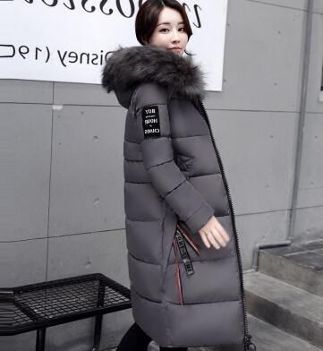 ダウンロングコート ファッションゆったりとした冬新作 綿入れ 帯帽 ★ 女性大人気◆防寒性抜群 ロングコート アウター ファー ダウンコート ファッション