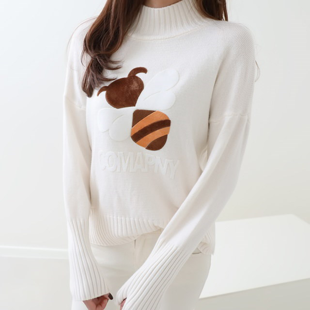 [Dimming] bee semi-polar knit color 2