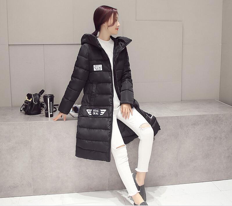 y4  防寒  アウター  キレイめ  ロングコート  ダウンコート  大きいサイズ  黒 ♪