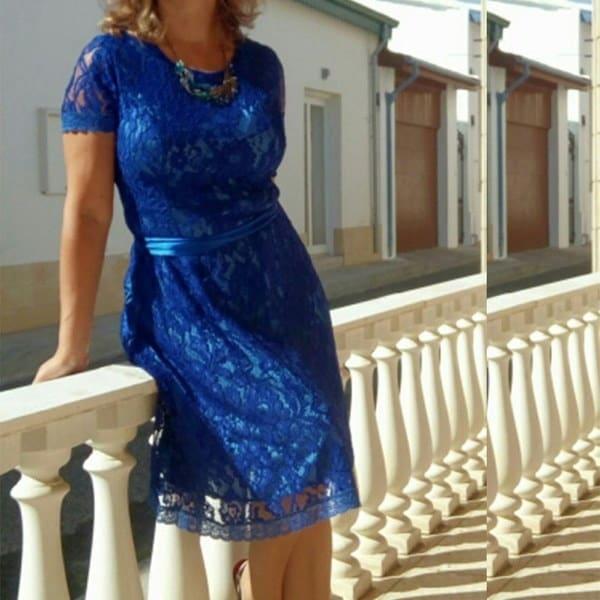 プラスSIZE L-6XLセクシーな女性夏の半袖パーティーカクテルカジュアルミニワンピース