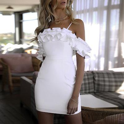 売れ筋Stringy Selvedgeブティックストラップドレス
