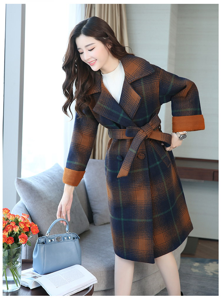 冬トレンドレデイース、超人気ジャケット、品質と素材に自信ありゆったりでボディーカバー長袖/柔かい素材で心地良い~//ロングコート レディース