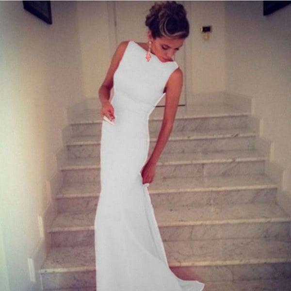 ヨーロッパのセクシーなパーティードレスレディースプロムボールカクテルロングドレススリムマキシフォーマルイブニングドレス