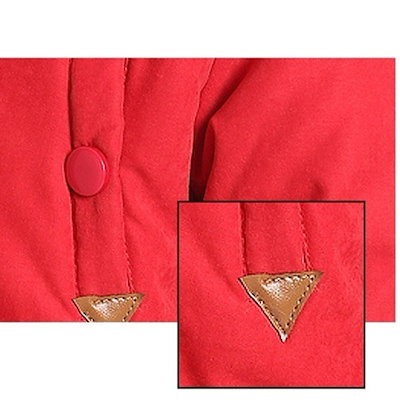 キッズコットン厚手のコート