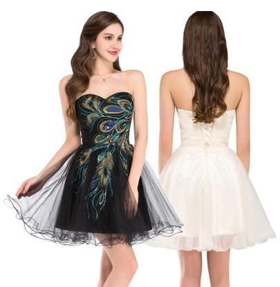 春の夏のドレス女性のレースのドレスノースリーブの膝丈のボディパッケージヒップのセクシーなドレス178XP0014