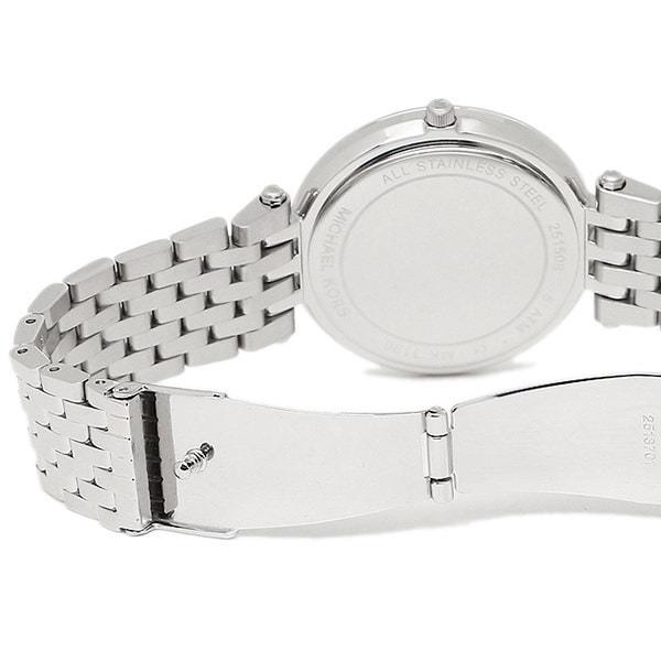 マイケルマイケルコース 時計 MICHAEL MICHAEL KORS MK3190 ダーシー DARCI レディース腕時計ウォッチ シルバー/ブラック