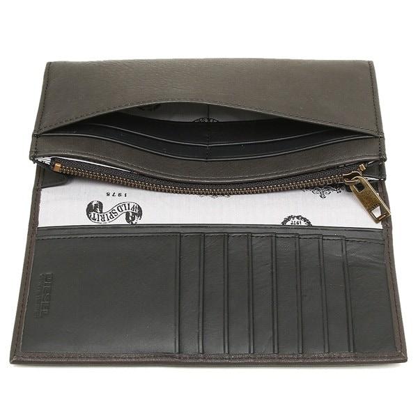 DIESEL 財布 ディーゼル X04374 PR013 T8013 メンズ 長財布 ブラック