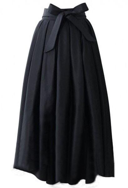 レトロレディース夏のボホーロングマキシビーチワンピースちょう結び非対称プリーツスカート