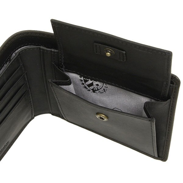 DIESEL 財布 ディーゼル X04381 PR013 T8013 メンズ 二つ折り財布 ブラック