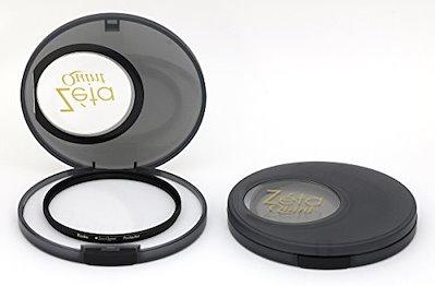 Kenko レンズフィルター Zeta Quint プロテクター 58mm レンズ保護用 118528