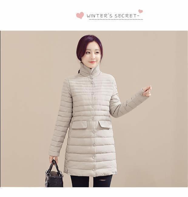 新しい秋のコート&ジャケット2016パーカーのフード付き冬のジャケットの女性の冬のコートの女性のロングコート