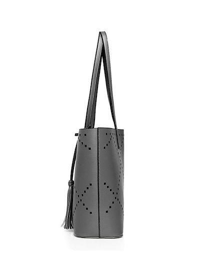 Fashion Hollow Out Great 2 Pieces Women s Shoulder Bag Set