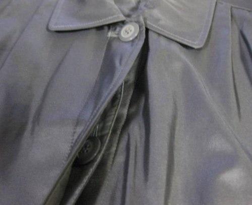 3シーズン着用OK シルク100% ニュアンスのある色合いが素敵なフォーマルコート
