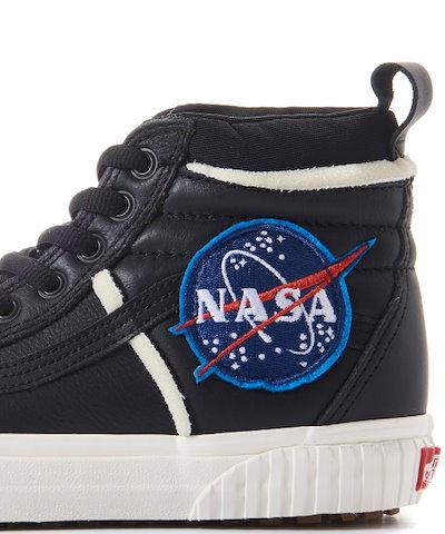 [韓国直送] スケートハイ46 MTE DX  - (Space Voyager)ブラック/ VN0A3DQ5UQ31