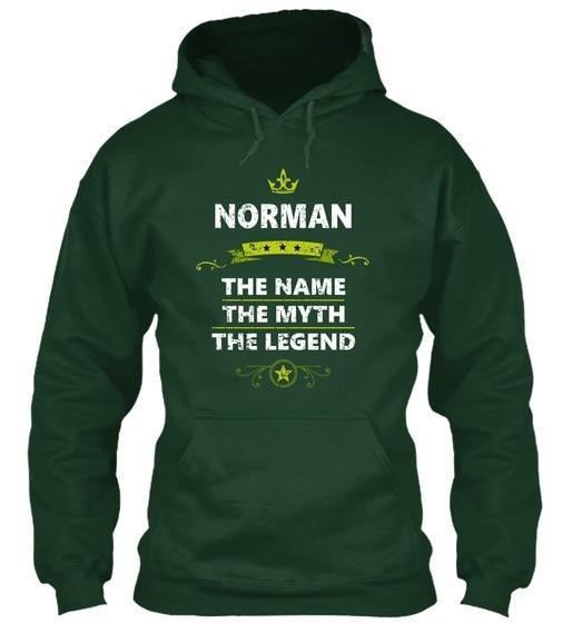 Norman Gildanパーカースウェットシャツ