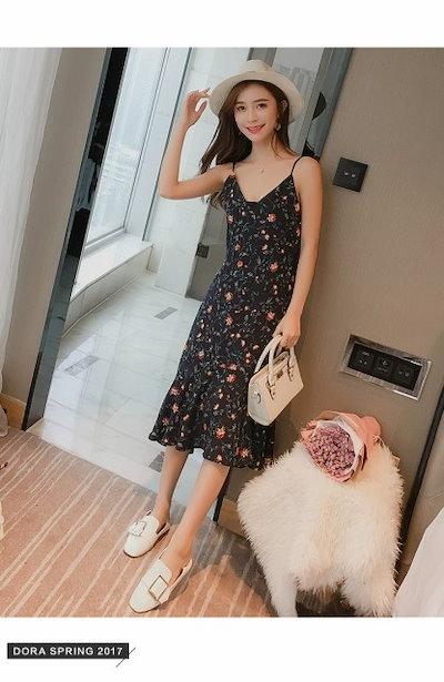 韓国ファッション オルチャンファッション ワンピース ワンピース レディース フレア パーティーワンピース 二次会 オルチャン 結婚式 パーティ 総 パーティーワンピース パーティードレス