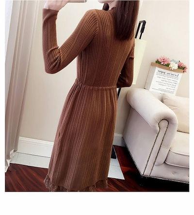 ワンピース レディース 黒ワンピース オルチャン 結婚式 大きいサイズ オルチャンファッション ロングワンピース パーティードレス 韓国ファッション ドレス ドレス ワンピース ドレス 赤
