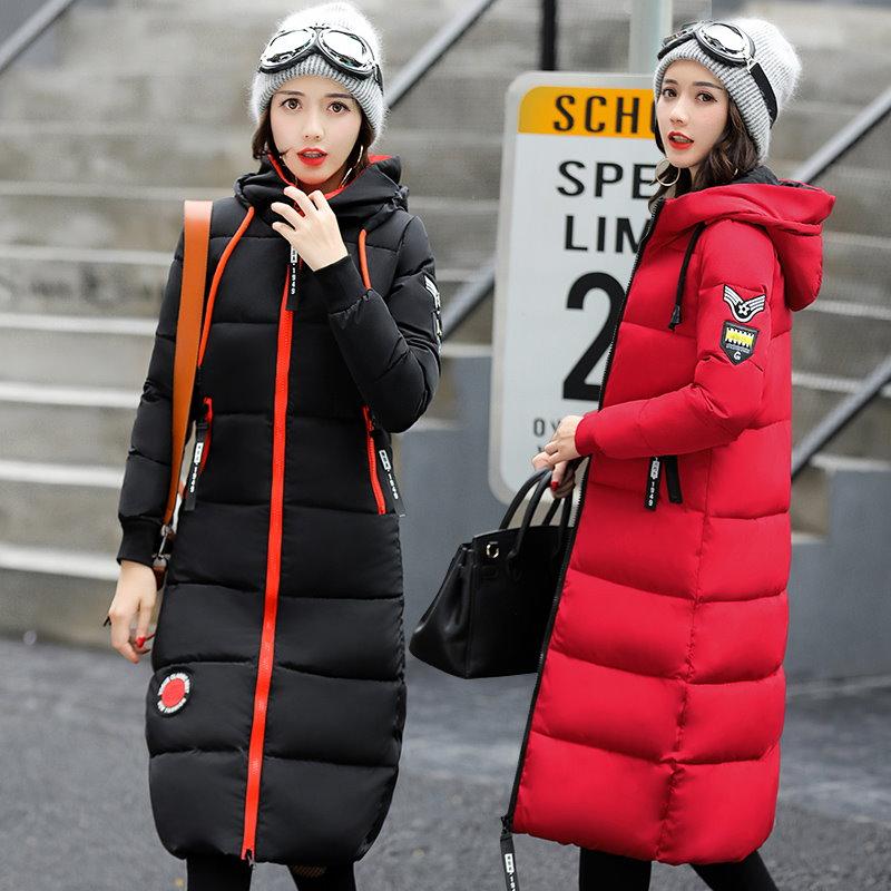 2018冬新型ダウン綿入れ女修身着やせシ コート タイプを棉服韓版女装綿入れの学生 / ショートコート / ベスト レディース / ダウンジャケット /5種類の色5個のサイズを選択す