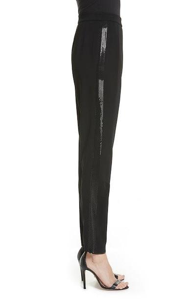 セント ジョン コレクション レディース カットソー トップス St. John Collection Diana Stretch Cady Ankle Pants