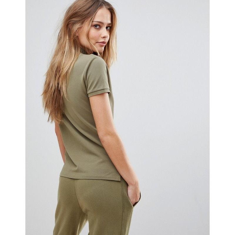ラルフ ローレン レディース トップス【Polo Ralph Lauren Polo Shirt】Green