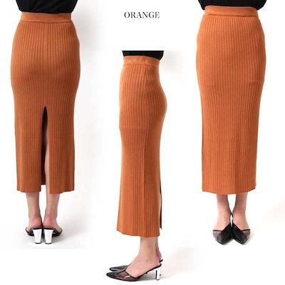 MURUA ムルーア 通販 ロングスリットタイトスカート 011910800101/2019春夏