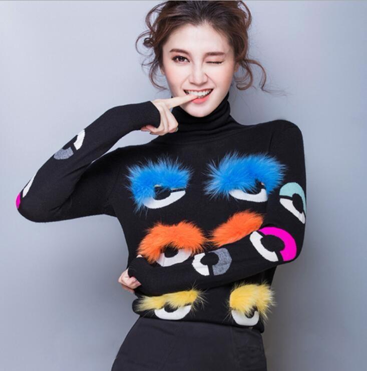 韓国ファッション ニット セーター パーカー  トレーナー ペアルック G-DRAGON MADEのコンサートで着用した  ニット欧米デザイン 人気コート