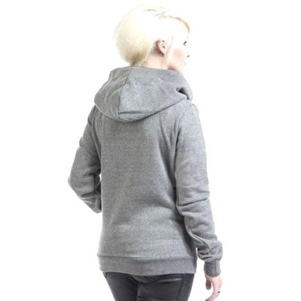 UPUP新しい女性のファッション秋冬厚手のセーターシャツ長袖パーカー