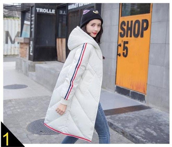 先行販売★ レディース ダウンコート ダウンジャケット ゆったり 韓国ファッション 中綿 コート 大きいサイズ 超保温 柔らかい 韓国ファッション 秋冬 ロングコート 超ロング おしゃれ 防寒