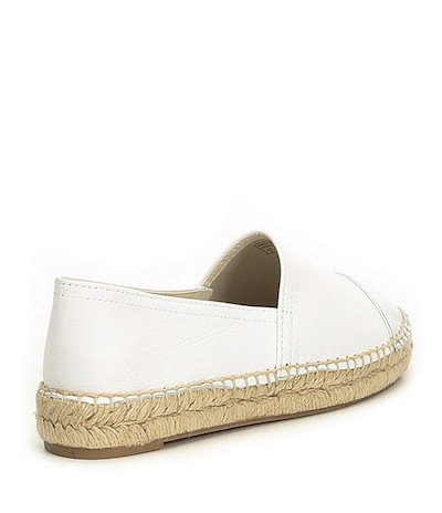 Aldoアルド レディース スニーカー シューズ Cone Leather Cap Toe Espadrille Slip-Ons