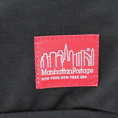 Manhattan portageマンハッタンポーテージ ウェストバッグ MANHATTAN PORTAGE ボディバッグ FIXIE/フィクシー コーデュラナイロン ブラック 1106 BLK/Sサイズ【ILB】