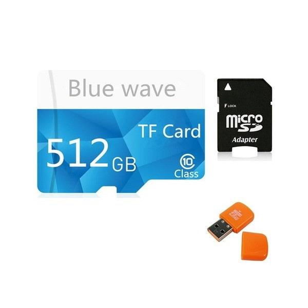 新しい32GB-256GB MicroSD SD / TFカードClass10フラッシュメモリSDカード