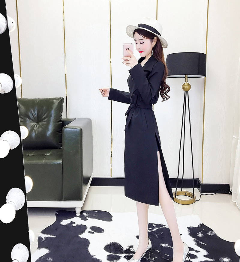 冬服韓版着やせ 毛襟コート毛皮のコート女装して毛ですね/韓国ファッション/秋のファッション