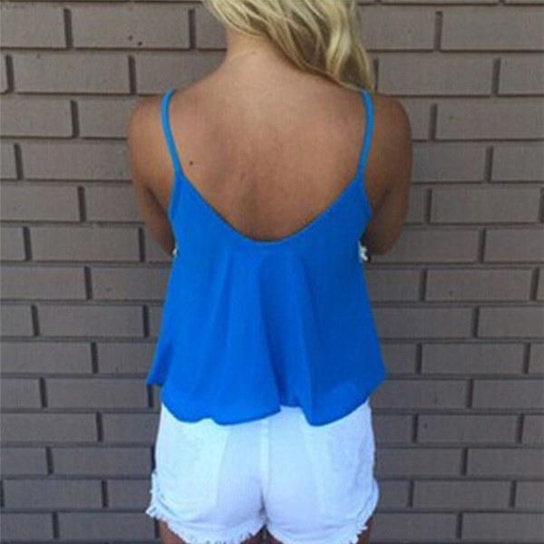 プラスサイズの夏の女性のレースのベストトップセクシーなノースリーブシフォンブラウスカジュアルタンクトップTシャツ