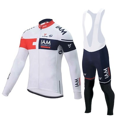 2016 IAM New Long sleeved Cycling jerseys men s quick-drying breathable Cycling clothing/Bike Sportswear