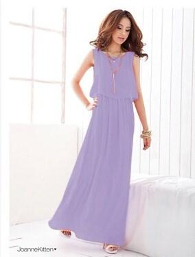 エレガントなロングドレスのドレスをフラウンス新しい夏のヨーロッパスタイルボヘミアンレトロ