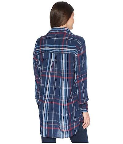 マウンテンカーキス レディース シャツ トップス Jenny Tunic Shirt