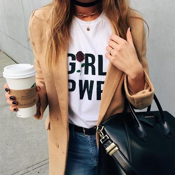 パニックアットディスコシャツレタープリントレディースTシャツコットンカジュアルファニーTシャツ